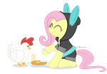 Chicken and Waffles by dm29