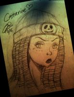 Cathrine by silrance