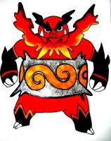 Emboar by Thenextera