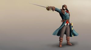 Assassin's Creed Unity - Arno Dorian by Eli-riv