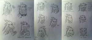 Mietere Meme Faces by TheDragonSensi