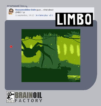 Limbo meets the GameBoy by Senior-X