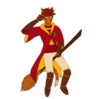 10 Points for Gryffindor! by TheWagician