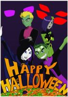 Happy Halloween 2010 by Hiniha