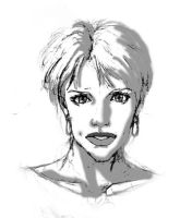 Samantha Carter by BlackBy