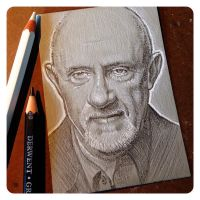 078/365 - Mike Ehrmantraut by BikerScout