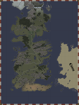Westeros by Kaloith