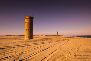 Watch Towers by LenseMan