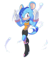 RQ - Lani the Mouse by OyOy