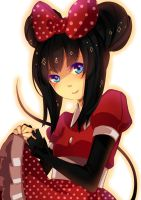 Minnie mouse~ by EDDY-Melodia