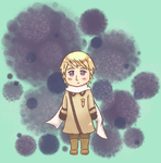 Hetalia - Little Russia by HanoverGirl
