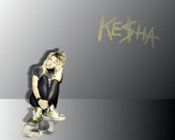 Kesha in Silence by Dylan-Auty-2009