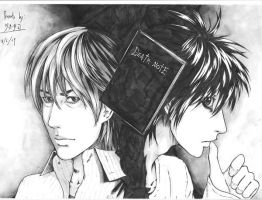 death note by tsukasa1608
