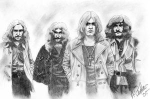 Black Sabbath by IronOutlaw56
