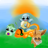 Pixelmon Group by Pengapop