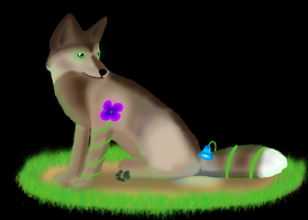 Polish Pasteal Fox Of Earth by krxterme