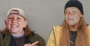 Young Jay and Silent Bob by Agent-Spiff