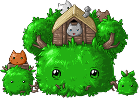 BH2: Big Bush by KupoGames