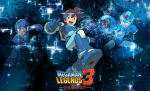 Mega Man Legends - The First Class Purifier Unit by Legend-tony980