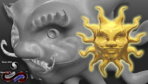 Sculptris SUN by SEspider