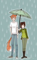 Rainy Day by EbullientlyAskew