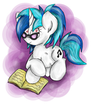 White and Nerdy by KristySK