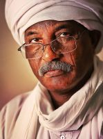 Sudan man by alialnasser