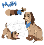 Good golly miss molly by Musicalmutt2