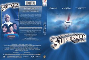 Superman: The Movie Custom DVD Cover by SUPERMAN3D