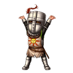 Commission: Praise the Sun! by chiisai-saruchan