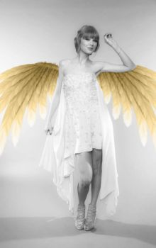 Taylor Angel Swift by Soulless-Anger