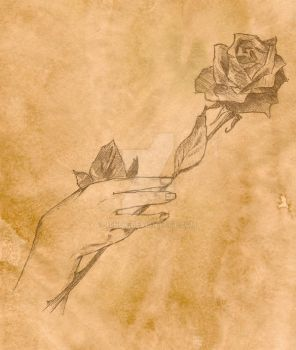 A Rose For You by ithor