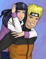 NaruHina - Breeze by IcyPanther1