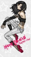 'Never Famous' Ch. 1 T.P. by KohakuTheBlackWolf