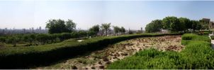 Al-Azhar Park   Panorama by el-general
