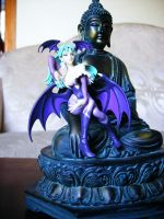 morrigan in budha by japatoys-br
