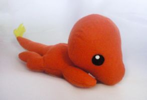 Charmander Plush by Eriamyv