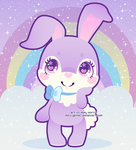 c~moonbunny by Miss-Glitter