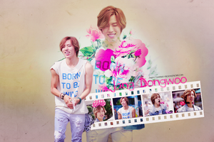 Dongwoo - Born to be wild by Sweety-B