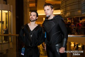 D*Con 13' - 16 Double the Zod, but Who Kneels? by PAPANOTZZI