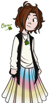 Clover's Outfits 01 by andalsopineapples