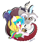 :AT: Discord Fan by CutieInk