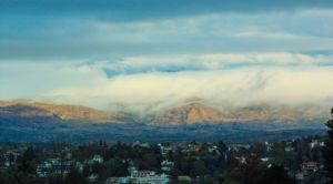 Clouds Over Hills by claudiokcrs