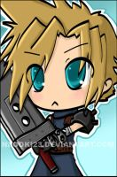 Cloud Strife - FF7 by neooki23