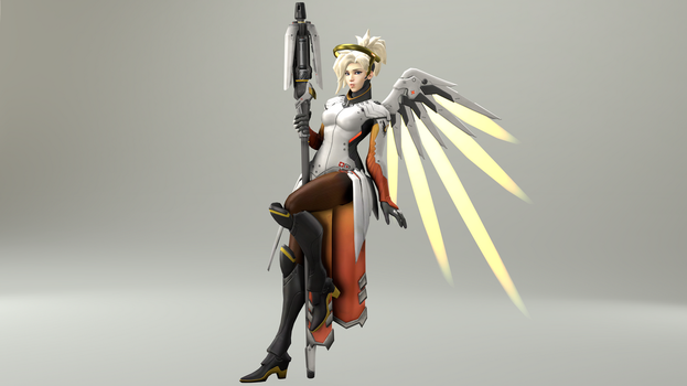 Mercy (4K) by CJWong34