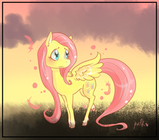 I'd Like to Be a Tree by PuffPink