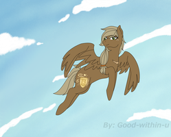 Paper Sky by good-within-u