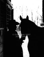 Western Silhouettes by jessicarae24