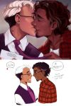 WTNV : Cecil / Carlos Kisses by meadow-rue