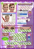 Makeup by photoshop 1 by midnight-Nany
